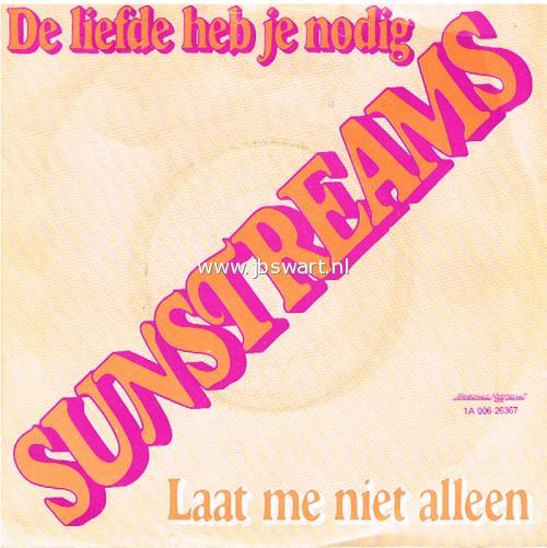 No Dig Com: The Sunstreams - De Liefde Heb