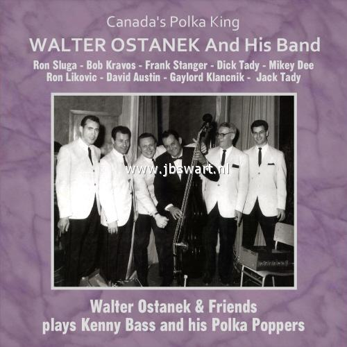 Afbeelding bij: WALTER OSTANEK AND HIS BAND - WALTER OSTANEK AND HIS BAND-WALTER