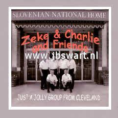 Afbeelding bij: ZEKE & CHARLIE AND FRIENDS - ZEKE & CHARLIE AND FRIENDS-JUST A J
