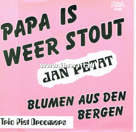 Jan Petat - Papa Is Geweldig!!