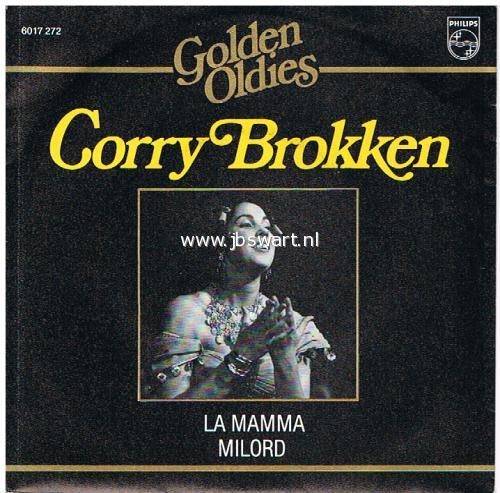 Corry Brokken - La Mamma - Geef Mij Je Hand